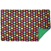 Lap Pad in Bold Dots Green