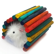 Large Tropical Fiddlesticks for Guinea Pigs