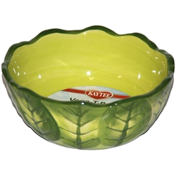Lettuce bowl for guinea pigs