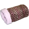 Magic Muff in Pink Leopard