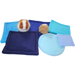 Potty Pad Piddle Pack in Busy Blues
