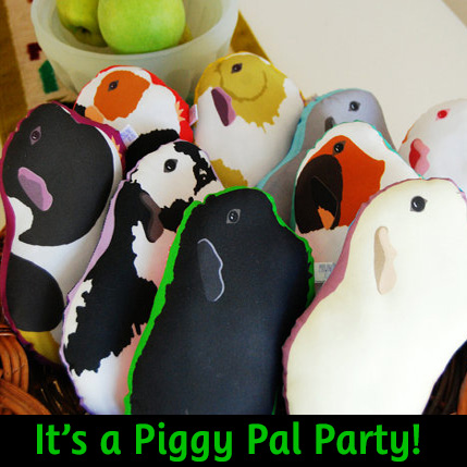 Piggy Pal Party!