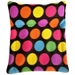 Pillow Pad in Bold Dots