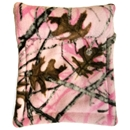 Pillow Pad in Pink Forest