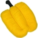 Yellow Bell Pepper Plush Bed