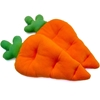 Two Carrot Plush Beds
