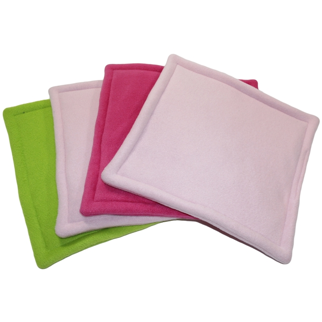 "Clearance 13""x13"" Potty Pad Bundle in Assorted Colors"