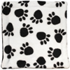Potty Pad in Black Paws