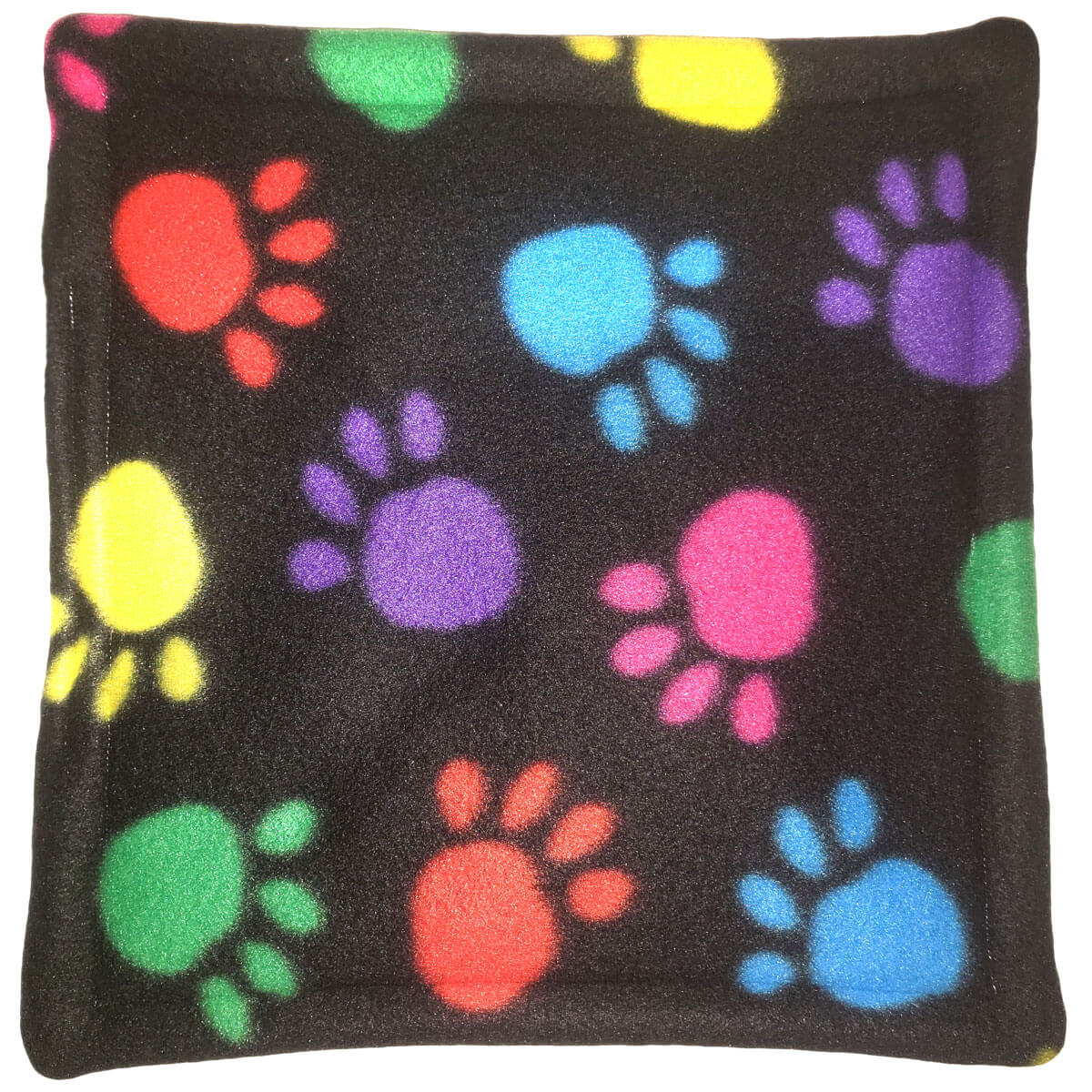 Potty Pad in Rainbow Paws
