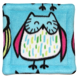 Potty Pad in Sketched Owls
