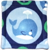 Potty Pad in Green Whales