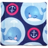 Potty Pad in Pink Whales
