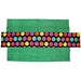 Ramp Cover in Bold Dots Green