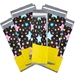Bright Stars Flippers Set of 4 and a Half