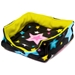 Starry Night Fabric Square bed