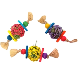 3 cute hay popper edible toys for guinea pigs