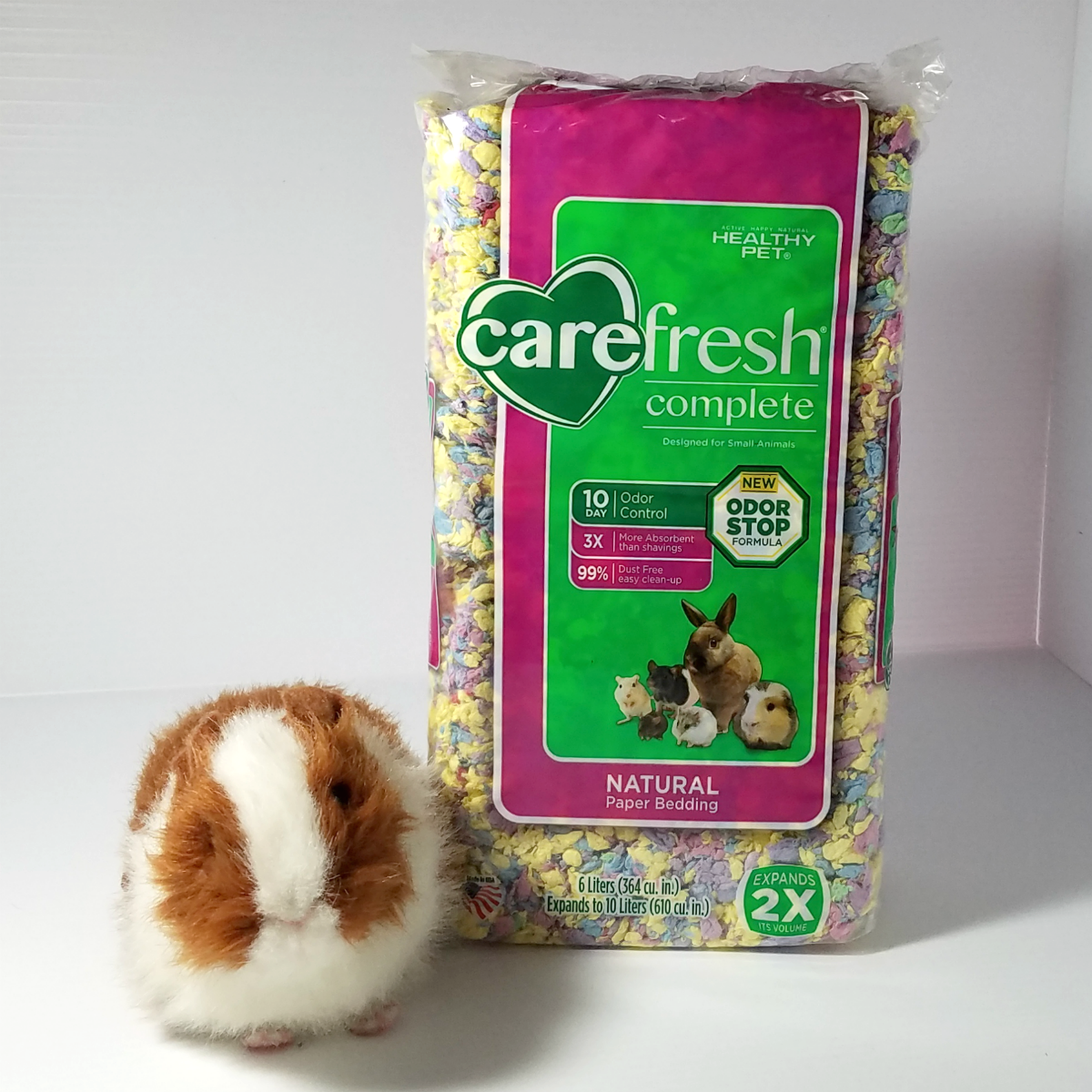 Carefresh Confetti 10 Liter